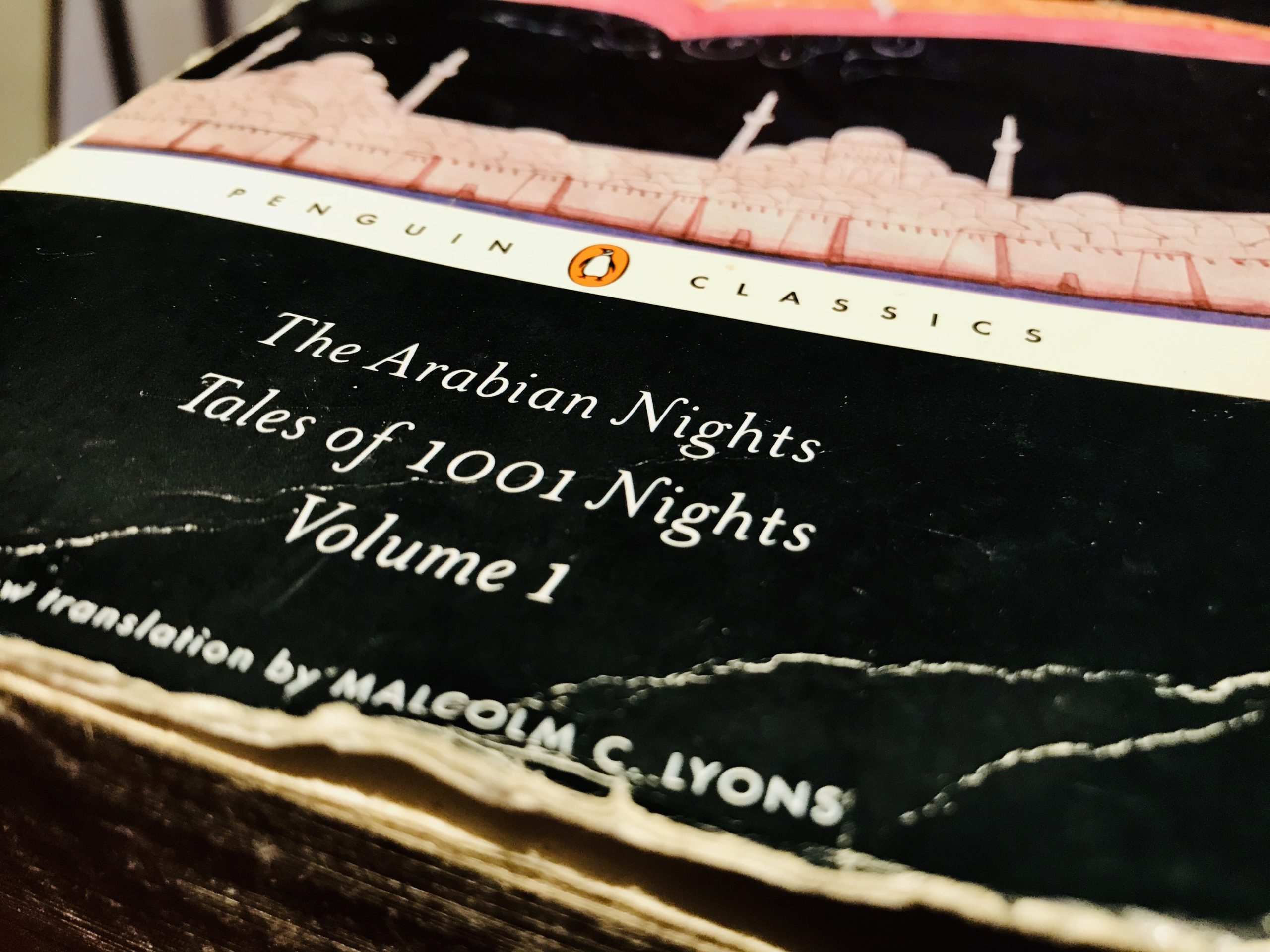 The Arabian Nights, translated by Malcolm Lyons (Volume 1)