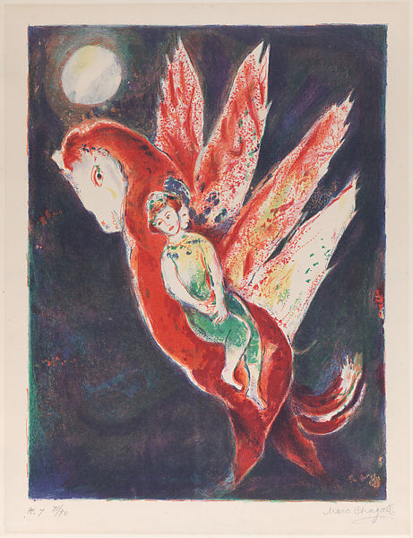 Julnar March Chagall